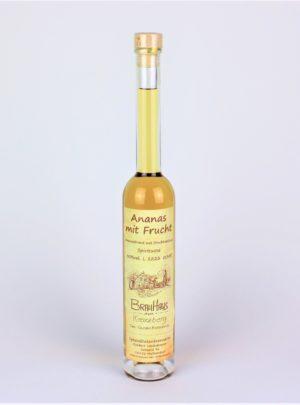 Ananas Frucht Spirituose