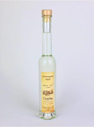Lemongras Geist