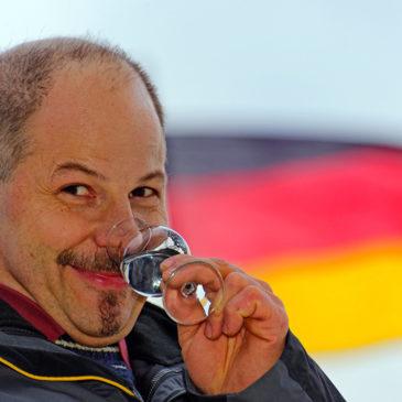 """""""Jeder Tropfen Qualität"""" – Hattrick in Hallerndorf"""