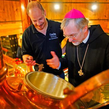 Vom Bischof zum Brauer