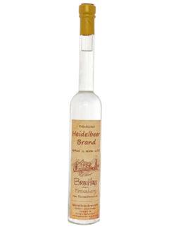 Heidelbeer-Brand