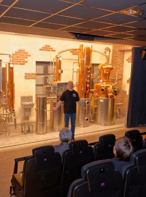 Gutschein – Brennerei- & Brauereiführung mit 5D-Erlebnis-Kino