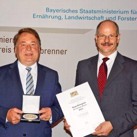 Bayerns bester Brenner kommt aus Hallerndorf