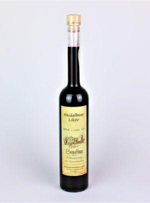 Heidelbeer-Likör