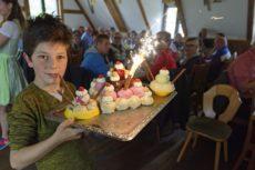 Luitgards 50. Geburtstag