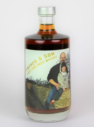 Father & Son xtra long aged Whisky